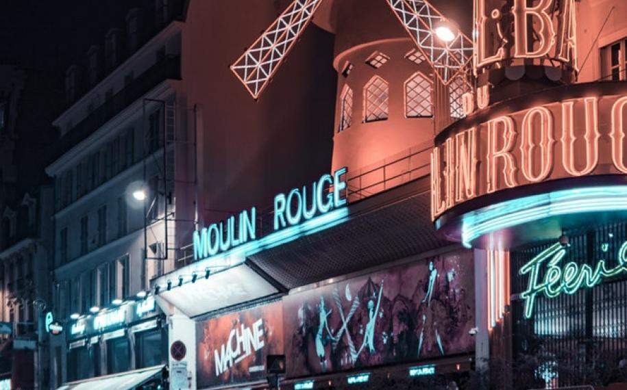 Parisian cabarets – glamour, feathers, fun and fantasy