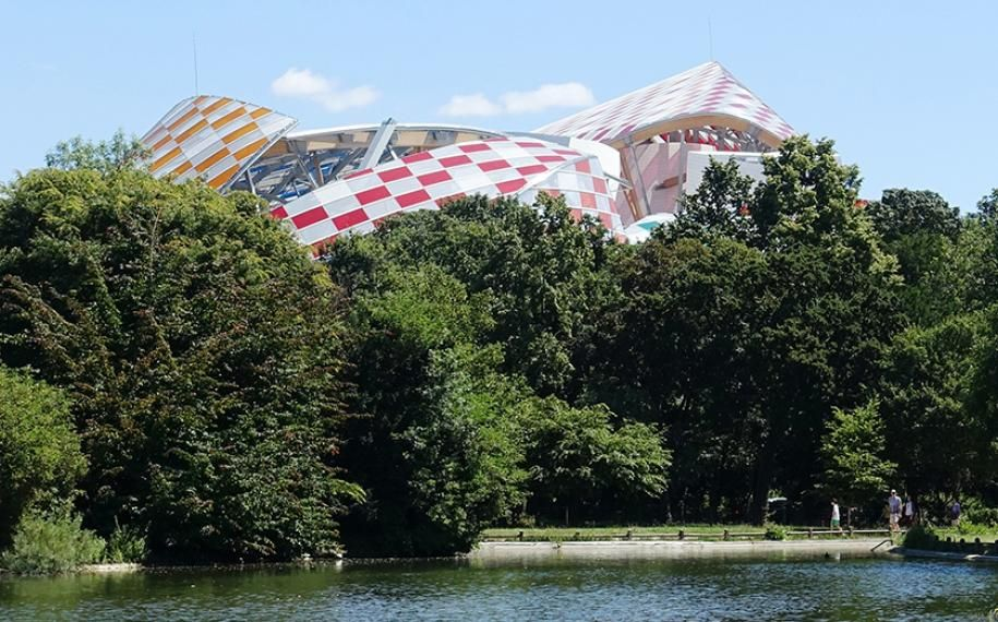 The Louis Vuitton Foundation is… In Tune with the World