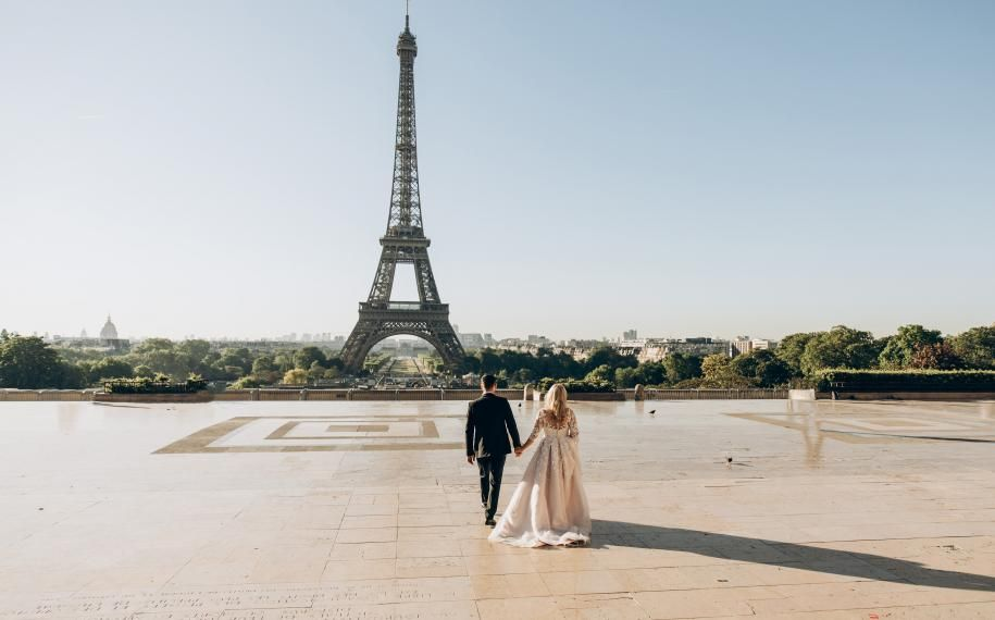 Your Valentine's Day in Paris; our city's most romantic places