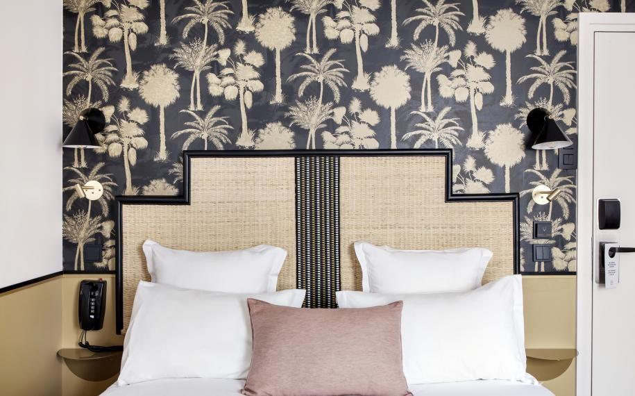 A passionate interior design team, a sublime hotel