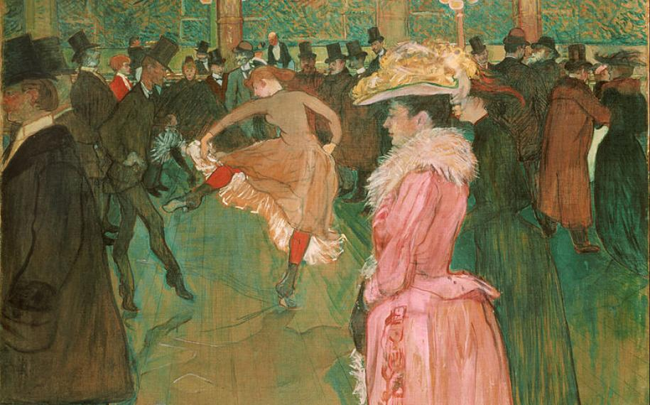 Toulouse-Lautrec at the Grand Palais; rediscovering a great artist