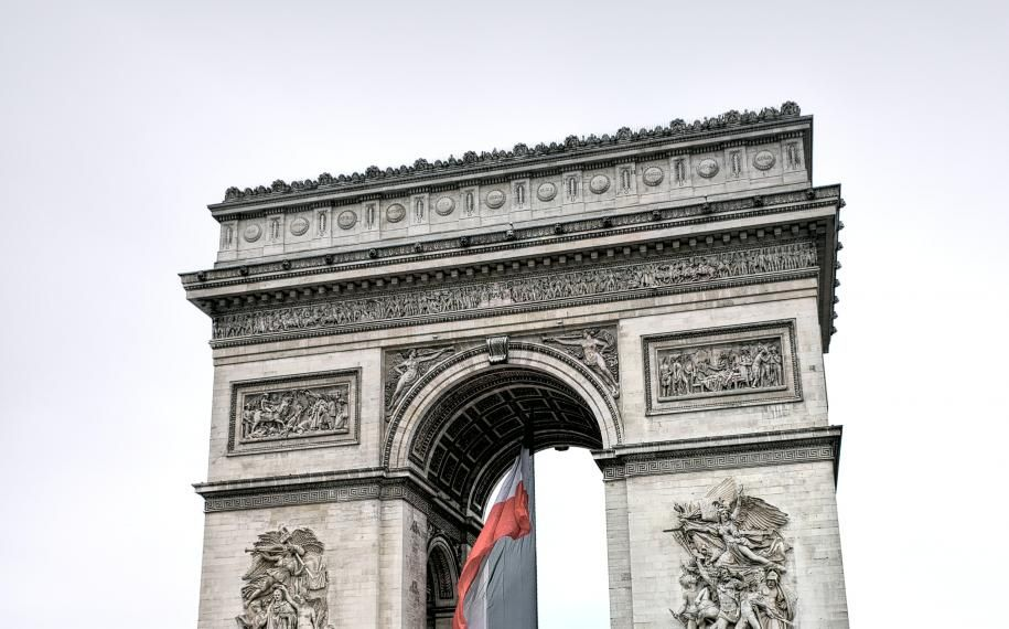 The Arc de Triomphe; a new virtual reality experience