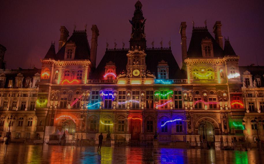 Spend an unforgettable White Night in Paris