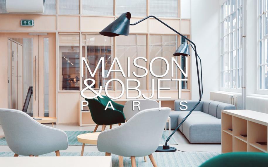 Salon Maison & Objet, les nouveautés maison de septembre