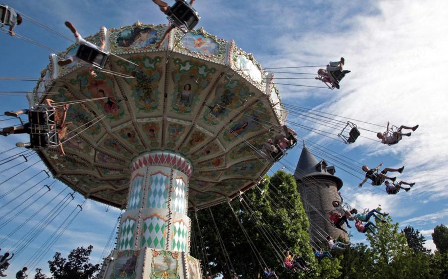 Your summer family outing at the Jardin d'Acclimatation