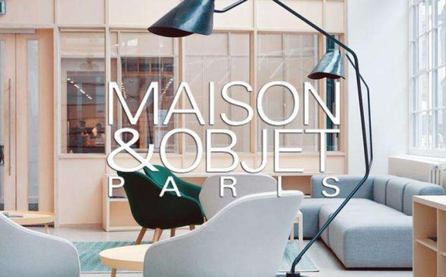 The Maison & Objet trade fair; the latest in lifestyles this September