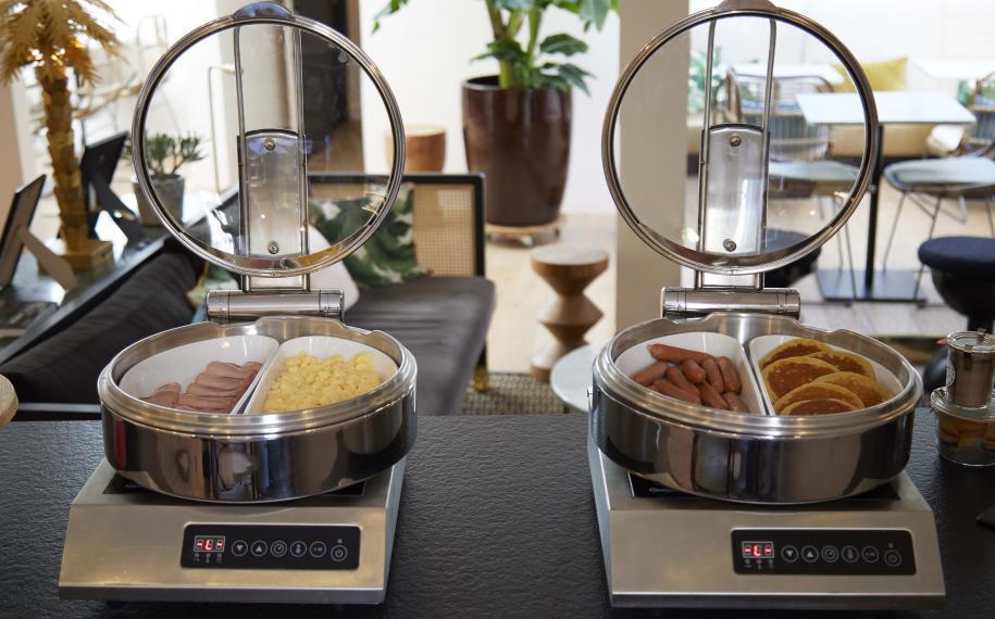 Hotel Doisy - Desayuno