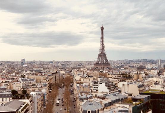 Hotel Doisy - Paris - Eiffel Tower