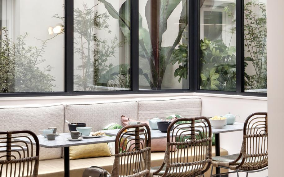 Hôtel Doisy - Petit déjeuner