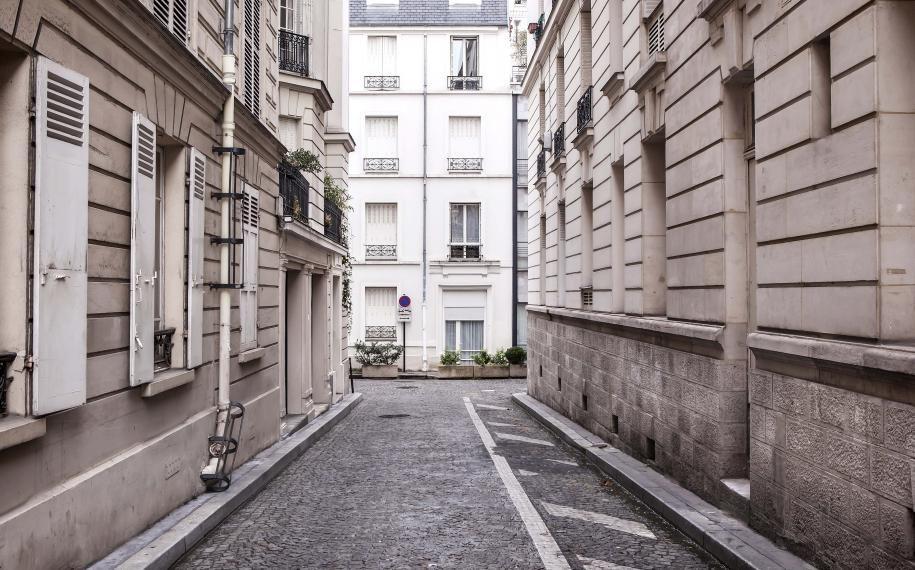 Hôtel Doisy - Rue de l'hôtel